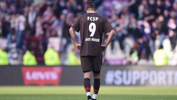"""""""Футболния Бог"""" накара Хамбург отново да вярва"""