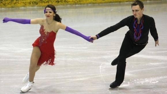 Мина Здравкова и Кристофър Дейвис завършиха на 13-о място на Универсиадата в Красноярск