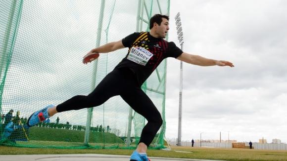 Филип Миланов се завърна с победа над олимпийския шампион Кристоф Хартинг