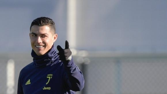 Роналдо с призив към тифозите на Ювентус преди битката с Атлетико