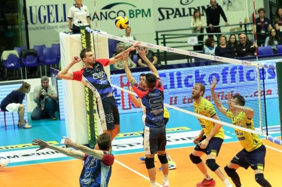 Силен Виктор Йосифов с 13 точки, Монца обърна слабак в Италия (видео + снимки)