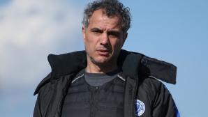 Треньорът на Героя: Футболистите си взеха отпуска, за да играят днес (видео)