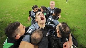 Легия нанесе пета поредна загуба на тима на Алекс Колев (видео)