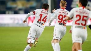 Спартак отново подчини Динамо в дербито на Москва (видео)