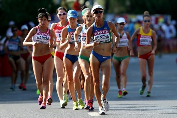 Решено е: Намаляват дистанциите в спортното ходене