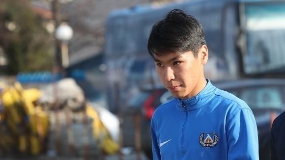 В Казахстан: Сейдахмет ще дебютира за Левски срещу Верея