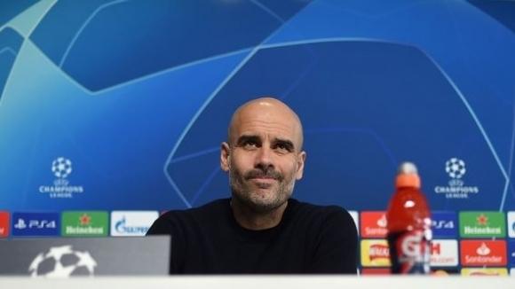 Пеп Гуардиола: Ние сме като тийнейджъри в Шампионската лига