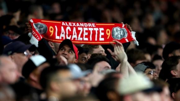 Лаказет получи зелена светлина от УЕФА, ще играе срещу Рен