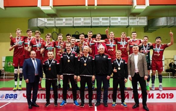 Георги Петров изведе Локо (Новосибирск) до нова титла в Младежката лига на Русия! (снимки)