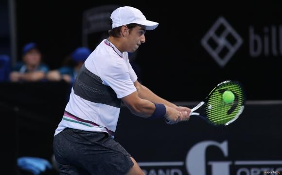 Андреев отпадна в първия кръг на турнир в Мексико