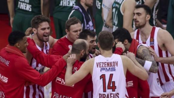 Олимпиакос няма да играе с Панатинайкос заради назначаването на гръцки съдии за дербито