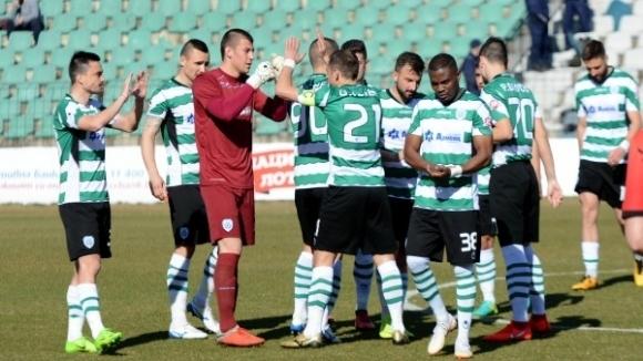 Ново попълнение попадна в групата на Черно море за мача с Дунав