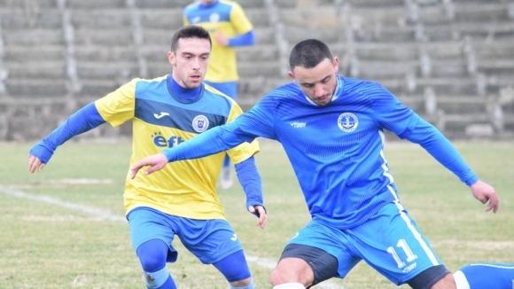 Черноморец (Бургас) с минимална победа у дома