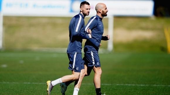 Без изненади в групата на Интер за сблъсъка с Милан