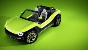 Volkswagen показа идеята си за пясъчните бъгита на бъдещето