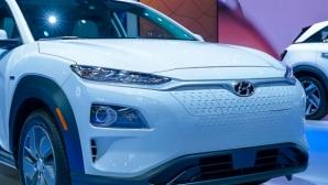 170 електрически Hyundai KONA подобряват споделената мобилност в София