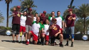 България популяризира Бейзбол 5 с шампионска титла в Израел