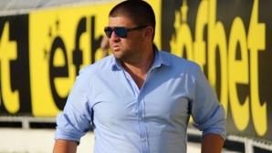 Москов пред Sportal.bg: Без конкуренция сме, няма да се оправдавам като треньора, с който Нефтохимик изпадна от елита (видео)