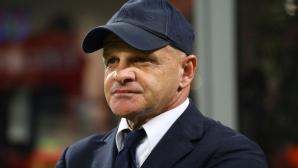 Емполи уволни старши треньора Джузепе Якини