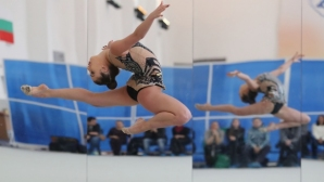 Над 125 състезателки ще участват на държавното първенство по художествена гимнастика