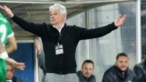 Стойчо Стоев: Ще има ротации, не се притеснявам да сменя един играч с друг (видео)