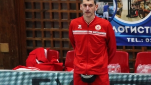 Сашо Попов: Доволен съм от момчетата и целия сезон