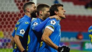 Попето с асистенция за първата пролетна победа на Ростов