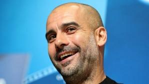 Гуардиола: Работата ми в Сити ще бъде оценена според успехите в Шампионската лига
