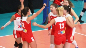 ЦСКА изравни серията срещу Раковски след 5 гейма (галерия)