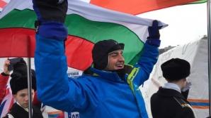 Петър Стойчев - световен шампион на 0 градуса (видео)