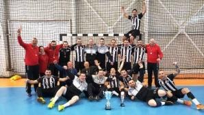 Локо (Варна) спечели Купата на България (видео + снимки)