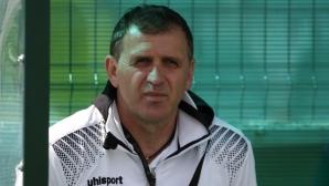 Акрапович: Видях добра дисциплина, гоним Европа