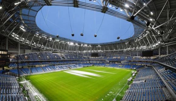 Отново проблеми с новия стадион на Динамо (Москва)