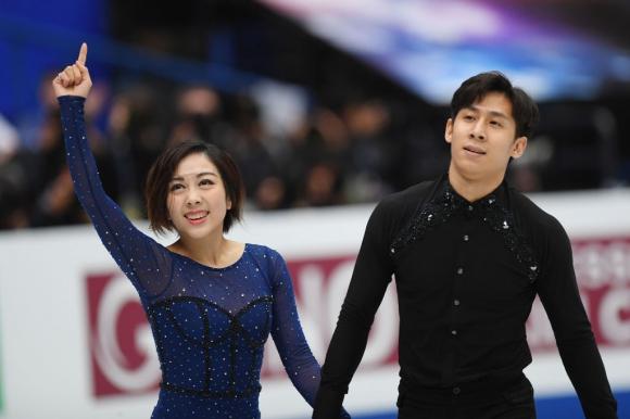 Чудесен завършек на сезона за китайците Суй и Хан