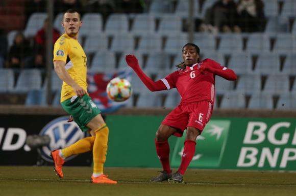 Люксембург обърна Литва и поведе в група