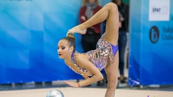 Левски Илиана с титлата при девойките на държавното отборно