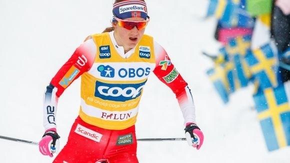 Ингвилд Флугстад Йостберг спечели Световната купа по ски бягане при жените