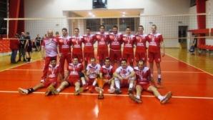 Етрополе спечели титлата в А НВГ и влезе във Висшата лига заедно с Люлин
