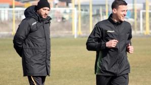 Сашо Тонев пред дебют за Ботев