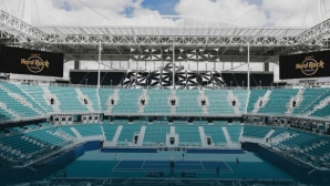 """Hard Rock Stadium"" готов да приеме ""Мастърс""-а в Маями"