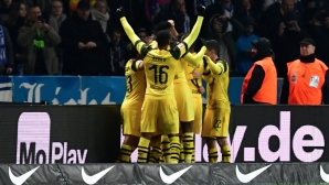 Последната минута е щастливата на Дортмунд този сезон