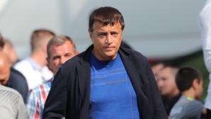 Стойне Манолов: Монтана да докарат съдия от чужбина за мача ни и да не си търсят оправдания
