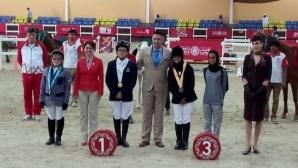 Три сребърни и три бронзови медала от световните игри на Спешъл олимпикс