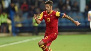 В Черна гора се надяват да вдигнат Йоветич на крака за мача с България