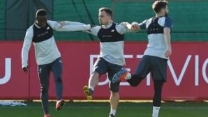 Звезда на Швейцария пропуска старта на европейските футболни квалификации