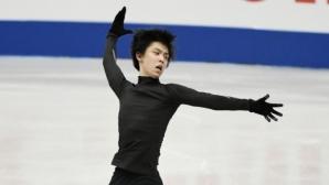 Японците полудяха по Световното по фигурно пързаляне
