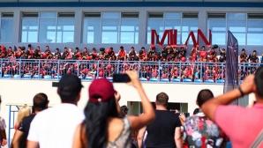 България приема най-големия Milan Academy Junior Camp в Европа