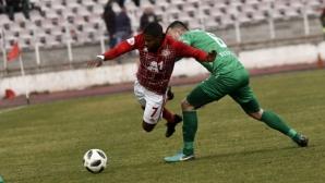 ДК наказа ЦСКА-София и Ботев (Пд) след последния кръг на Първа лига
