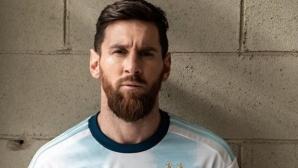 Меноти: Аржентина не трябваше да вика Меси