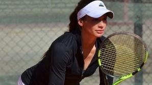 Вангелова с победа на двойки на турнир в Тунис